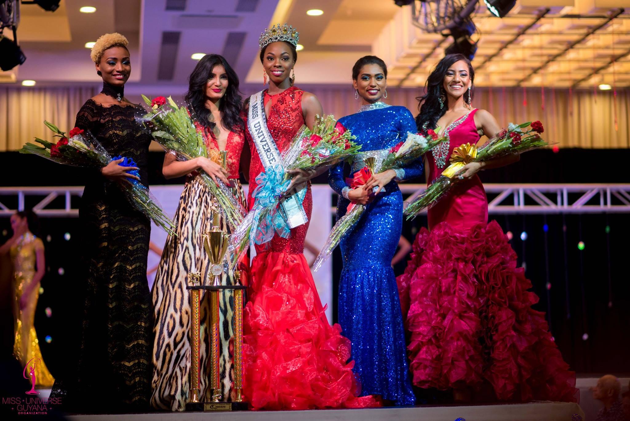 Miss Universe 2016 contestants 8