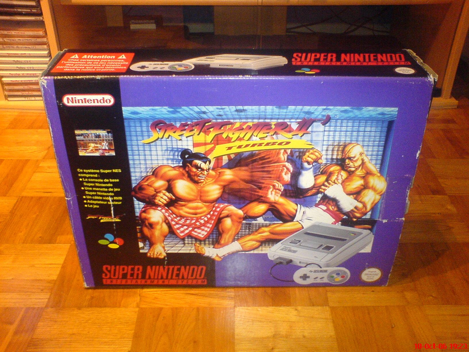 Meilleur Street Fighter sur SNES? - Page 2 Jaquette_front