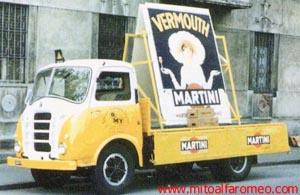 autocarri alfa romeo vintage 430_martini
