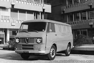 autocarri alfa romeo vintage F12