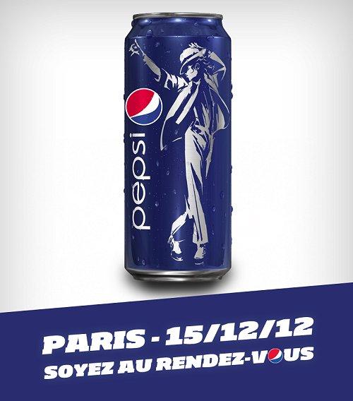 Lattine Pepsi dedicate a Bad 25 - Non arriveranno in Italia - Pagina 11 Pepsi