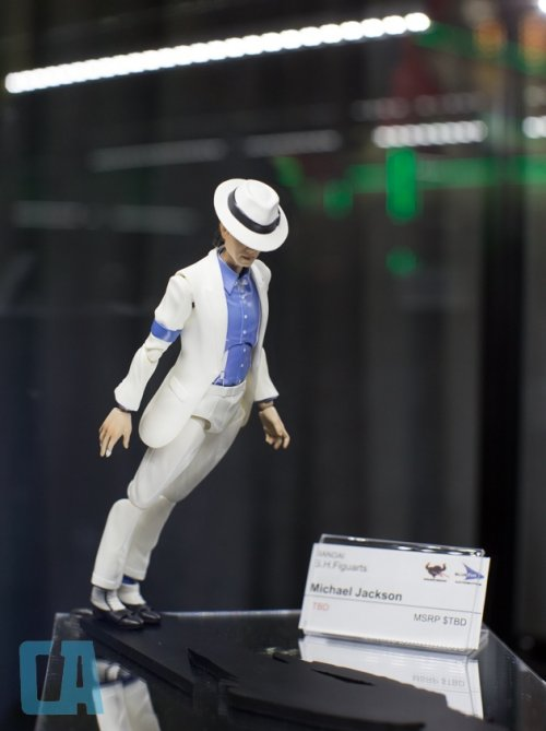 Action figure di Smooth Criminal prodotta da Bandai Sh2