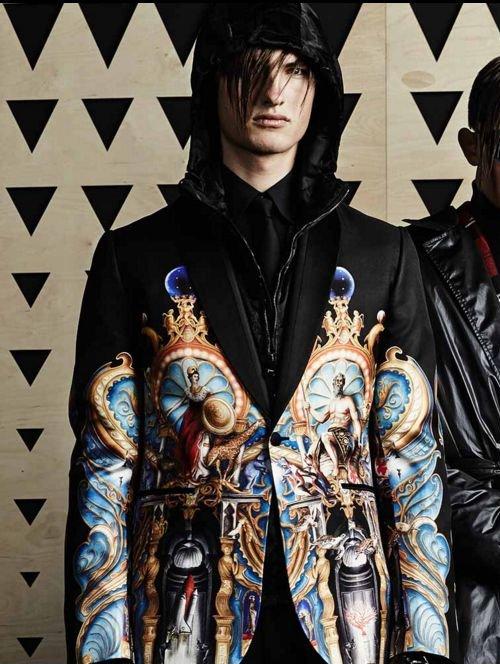 Moda Versace - Michael Jackson Dangerous Versace2