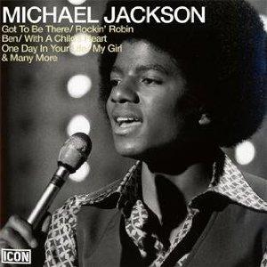 """Nuova complation della Motown """"Icon Series: Michael Jackson"""" Icon"""