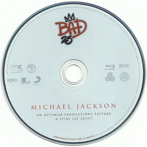 """Spike Lee realizza il documentario """"Bad 25"""" - Pagina 18 Bluraybad25"""