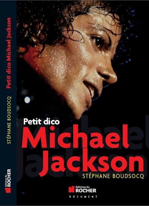 [LIBRI] In uscita in Francia: Michael Jackson King e altre... Dico