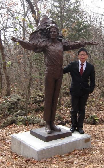 [LA STATUA È STATA INAUGURATA - FOTO E VIDEO] Fans cinesi finanziano la costruzione di una statua di MJ - Pagina 2 213108e1n11grh540hhefp