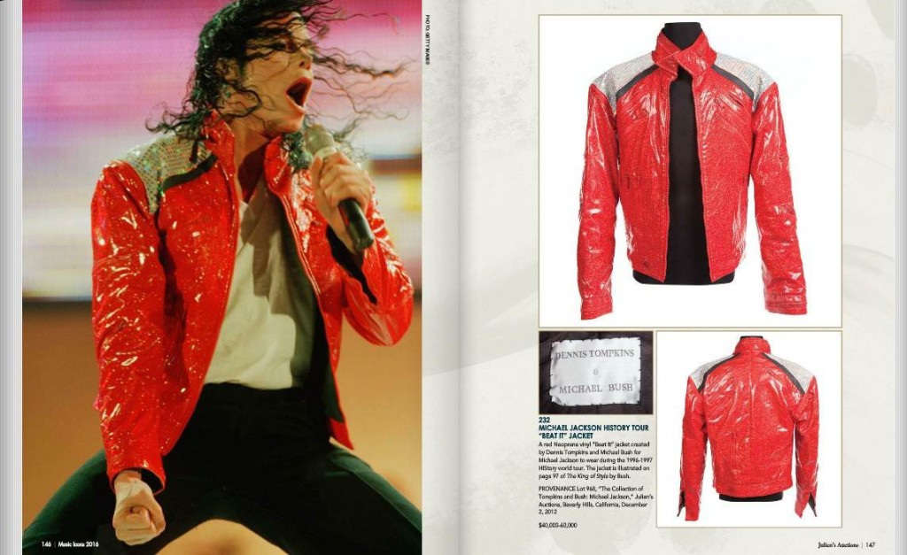 "Nuova asta ""Music Icons"" dalla famosa casa d'aste di Julien's Auctions JAu4-1024x627"