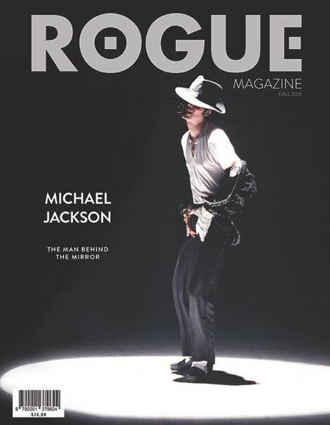 ROGUE Magazine edizione autunno 2016 rilascia un servizio fotografico inedito di Michael Jackson  14359163_1787750558114619_27354434262803571_n