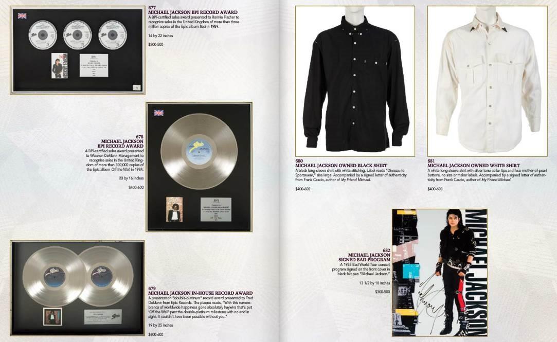 """Nuova asta da Julien's Auctions intitolata """"Icons and Idols Rock N' Roll"""" il prossimo novembre Julien04"""