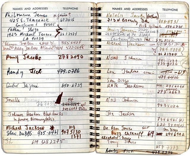 Curiosità varie su Michael Jackson - Pagina 21 Sammy-davis-book