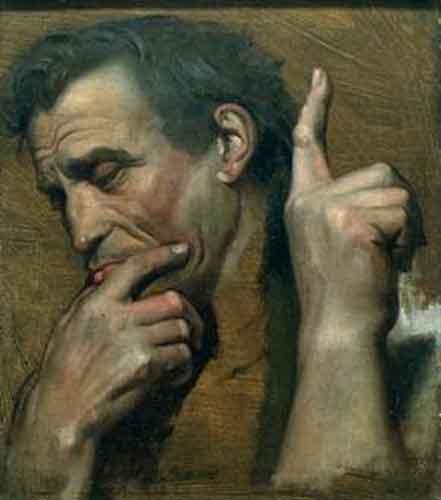 Ingres, un nouveau Picasso? en tout cas un érotomane MichelangeloIngres