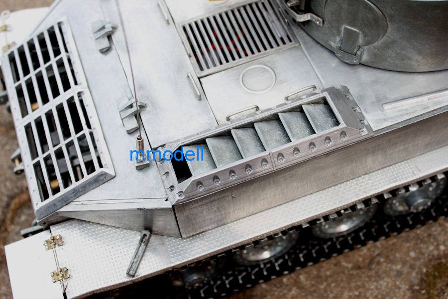 Sturmtiger kit metal e Porsche Tiger da Asiatam Tam2012-1