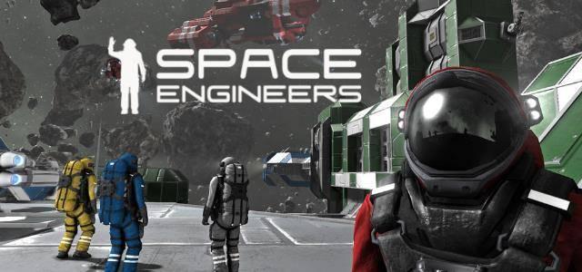 Cambio un buen videojuego por una foto de mis tetas/cerveza gratis/una cubana Space-Engineers-logo640