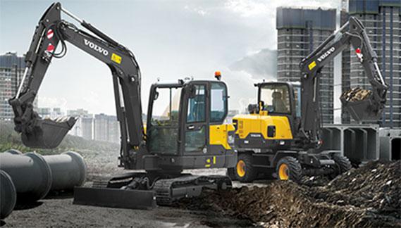 escavatore gommato EW60E 1a1c4d55-c86e-45e0-be91-4aee273c17fb