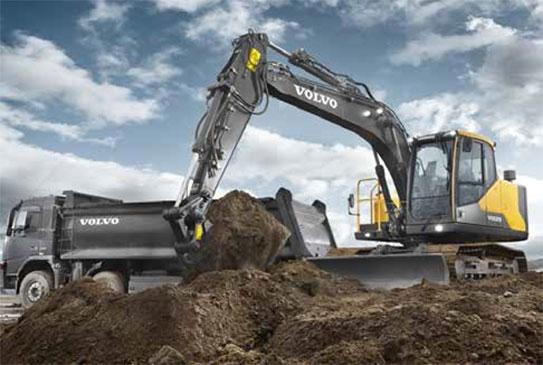 Volvo CE: nuovo escavatore EC140E categoria midi  Bed87092-49b0-4df1-a753-bd7d57abca87