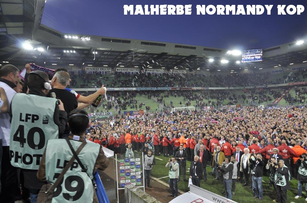 [28e journée de L2] SM Caen 1-1 Nîmes Olympique - Page 18 Nimes14