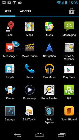 Ревю на Android 4.1 Jelly Bean Scr21