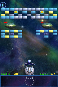 [JEU] METEOR BRICK BREAKER : Un bon casse brique / shoot'em up [Démo/Payant] Ameteor2_240