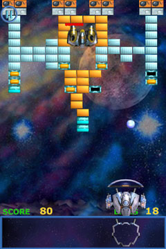 [JEU] METEOR BRICK BREAKER : Un bon casse brique / shoot'em up [Démo/Payant] Ameteor4_240