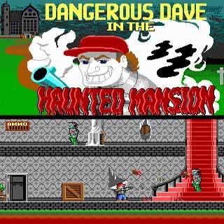 Y tú, ¿a qué juegas? Dangerous-dave-in-the-haunted-mansion