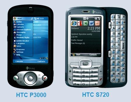 اجدد انواع المحمول 2009 Reliance-htc-p3000-s720-phones