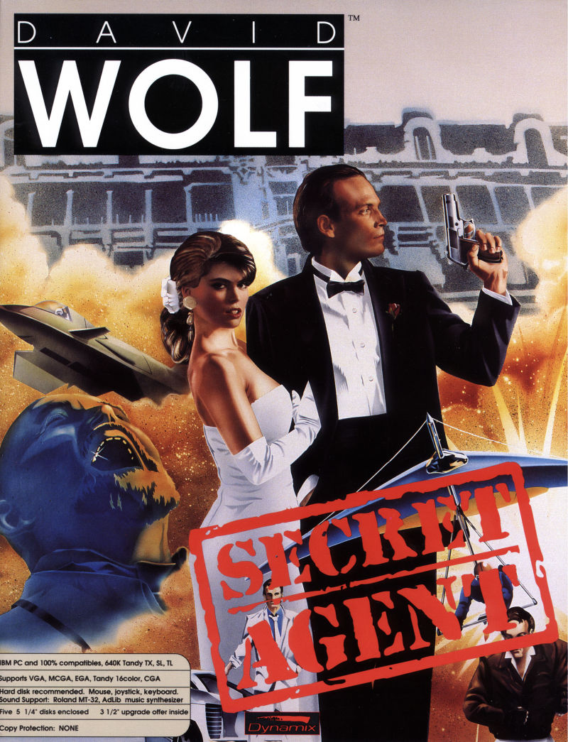 David Wolf Secret Agent (Test PC) 2066-david-wolf-secret-agent-dos-front-cover