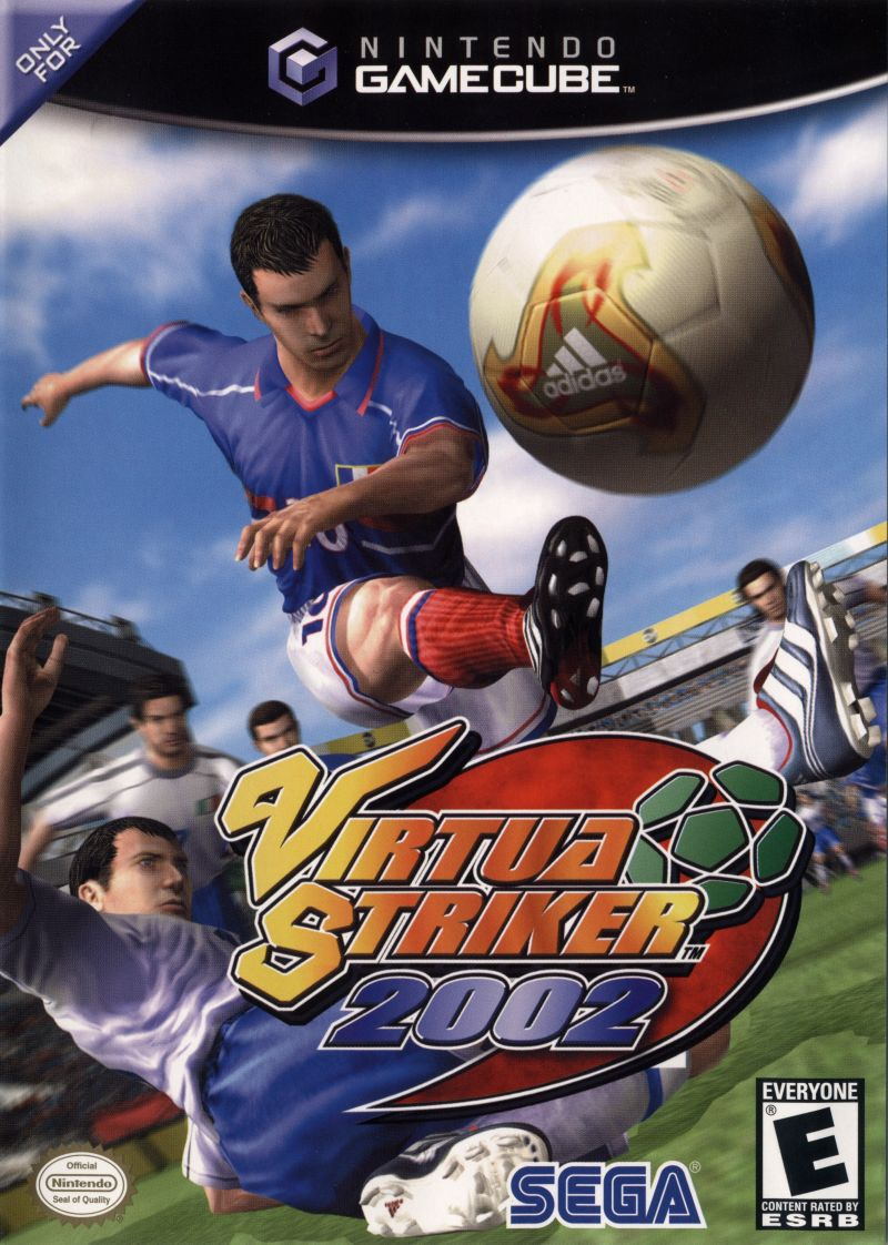 NGC July 2002 241102-virtua-striker-2002-gamecube-front-cover