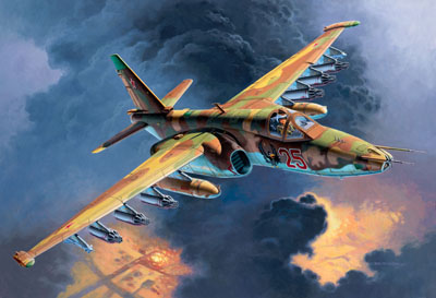 التحفه الأمريكيه a10 thunderbolt  و منافستها الروسيه su 25 vircot  1159_rn