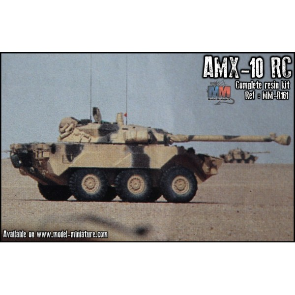 [Model-Miniature] AMX-10 RC (90'S / DAGUET OPERATION) 1/72e 448-881-thickbox