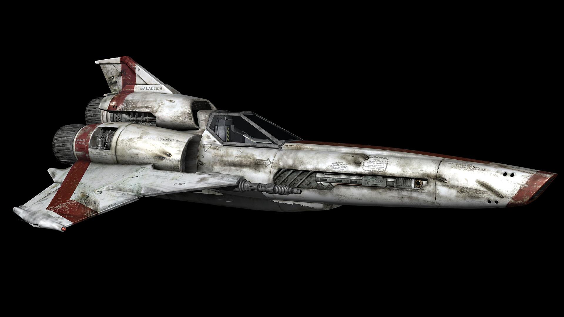 Las naves más molonas de las pelis y series de Sci-fi Kg_cg_viper_mk2-003
