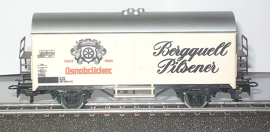 Märklin Werbewagen aus den 80er Jahren BILD0106