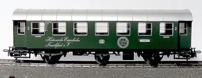 Märklin Werbewagen aus den 80er Jahren W15