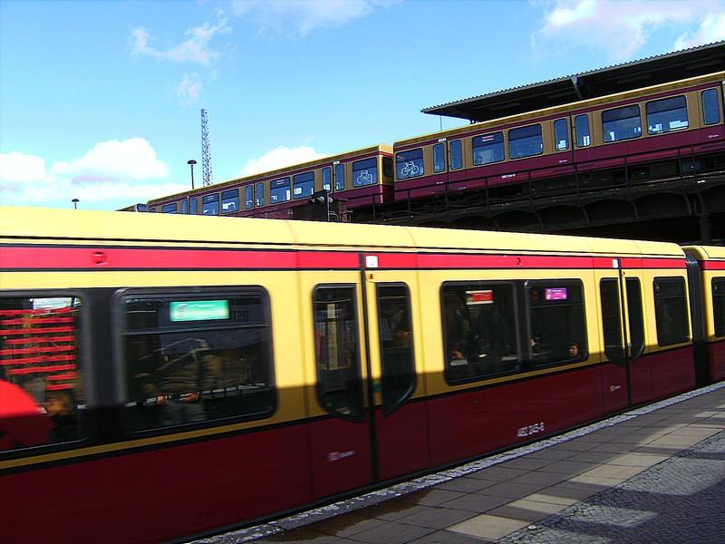 Die Berliner S-Bahn BILD1045