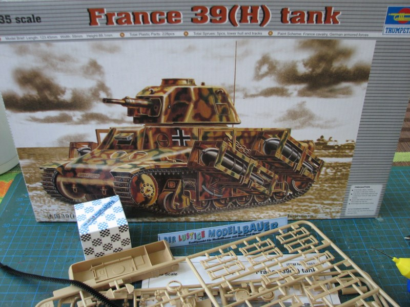 France 39(H) Tank [Trumpeter 1:35] IMG_3461
