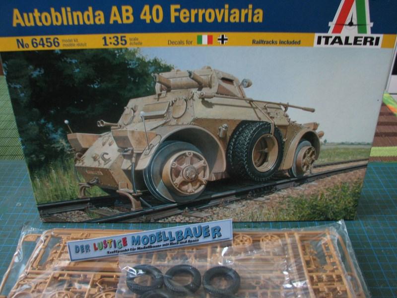 Autoblinda AB 40 Ferroviaria [Italeri 1:35] IMG_3475
