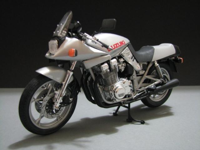 Suzuki Katana GSX 1100 [Tamiya 1:12] Img_0523