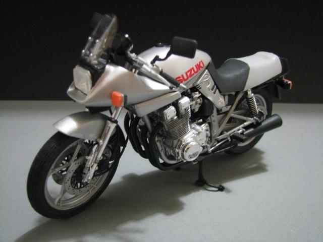 Suzuki Katana GSX 1100 [Tamiya 1:12] Img_0525