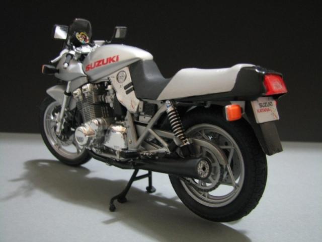 Suzuki Katana GSX 1100 [Tamiya 1:12] Img_0527