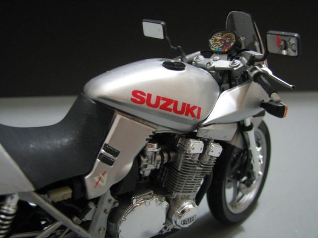 Suzuki Katana GSX 1100 [Tamiya 1:12] Img_0529