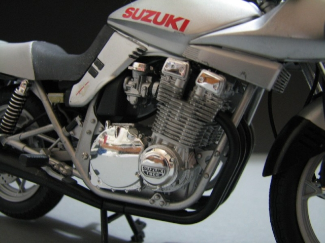 Suzuki Katana GSX 1100 [Tamiya 1:12] Img_0535