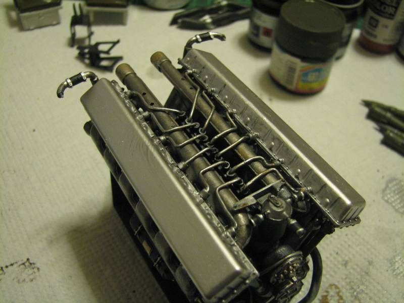 T34/85 model 1944 Factory No.183 [TRUMPETER 1:16] Img_4475