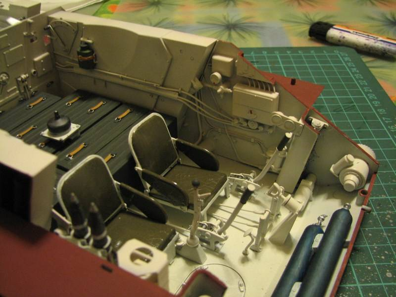 T34/85 model 1944 Factory No.183 [TRUMPETER 1:16] Img_4516