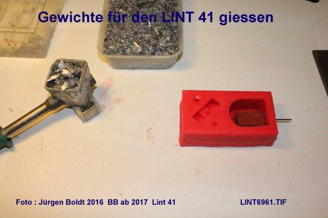 Bauberichte ab 2017 LINT6961