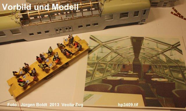 Mein Veolia Zug  ( Malmö – Stockholm ) Hp3409