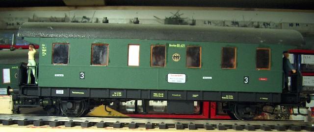 Aus meinem Archiv - Züge bei der MOB Zug40e