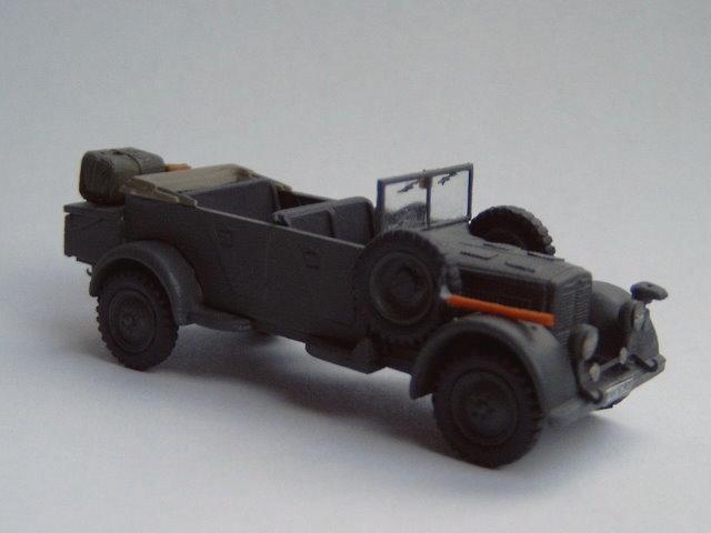 "Qhorin's Infanterieregiment ""Breisgau"" Phaenomen-granit-25h-kuebelwagen-attack-hobby-kits"