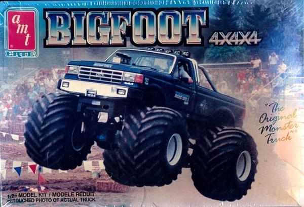 [NEW] Bigfoot N°1 par Traxxas AMT-6719-2