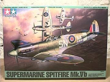 Next model project (Spitfire) TM61033
