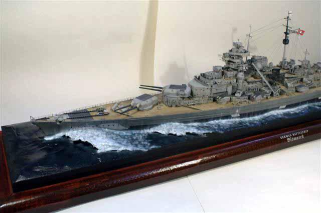 DKM Bismarck (Trumpeter 1/350 + PE Eduard) par horos - Page 3 Bismarck-01